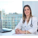 Doctor Leticia Burgueño Peña en Chile